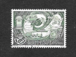 Stamps : Europe : Spain :  Edf 2480 - Día del Sello