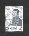 Stamps Spain -  Edf 2501 - Reyes de España. Casa de Borbón