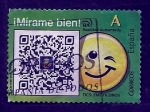 Stamps of the world : Spain :  Emoticones