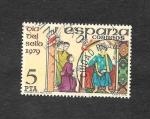 Sellos de Europa - España -  Edf 2526 - Día del Sello