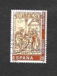 Stamps : Europe : Spain :  Edf 3142 - Navidad