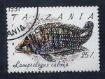 Stamps Tanzania -  Pez