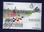 Sellos del Mundo : Europa : España :  Sercuito de Jerez