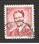 Stamps Belgium -  INTERCAMBIO