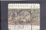 Stamps : Oceania : Australia :  PARMA WALLABY
