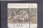 Sellos del Mundo : Oceania : Australia : PARMA WALLABY
