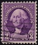 Stamps United States -  COL-WASHINGTON