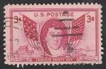 Stamps United States -  513 - Francis Scott Key