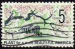 Stamps United States -  COL-PLANT FOR A MORE BEAUTIFUL AMERICA