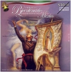 Stamps of the world : Mexico :  Umbral del Bicentenario Independencia de Mexico