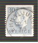 Sellos de Europa - Suecia -  INTERCAMBO