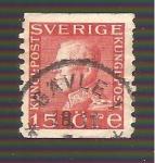 Sellos del Mundo : Europa : Suecia : INTERCAMBIO