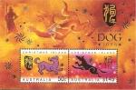 Stamps : Oceania : Australia :  Lunar New Year 2006 (Chritmas Island)