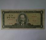 monedas de America - Cuba -  1969 - 1 peso