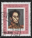 Sellos de America - Venezuela -  Simón Bolívar