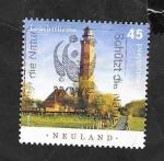 Sellos de Europa - Alemania -  2376 - Faro de Neuland