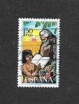 Stamps Spain -  II Centenario de la Fundación de San Diego. California.