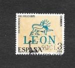 Stamps Spain -  Edf 2261 - Día Mundial del Sello