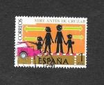 Stamps Spain -  Seguridad Vial