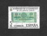 Sellos de Europa - España -  Bicentenario de la Independencia de los Estados Uniddos