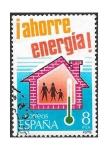 Stamps : Europe : Spain :  Edf 2509 - Ahorre Energía