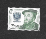 Sellos del Mundo : Europa : España : Edf 2552 - Reyes de España. Casa de Austria