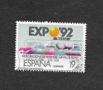 Sellos del Mundo : Europa : España : Edf 2875 - Exposición Universal de Sevilla EXPO´92