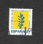 Stamps : Europe : Spain :  Edf 3210 - Día Mundial del Medio Ambiente