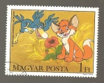 Stamps : Europe : Hungary :  RESERVADO