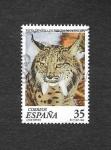 Stamps : Europe : Spain :  Edf 3529 - Fauna Española en Peligro de Extinción