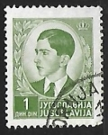 Sellos del Mundo : Europa : Yugoslavia : Rey Peter II (1923-1970)