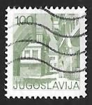 Stamps Yugoslavia -  Museo Nacional de  Ohrid