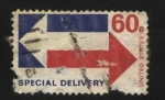 Stamps : America : United_States :  Special Delivery