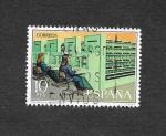 Stamps : Europe : Spain :  Edf 2332 - Servicio de Correos