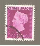 Stamps of the world : Netherlands :  INTERCAMBIO
