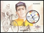 Stamps Europe - Spain -  Miguel Indurain