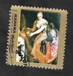 Stamps : Asia : United_Arab_Emirates :  Manama - Pintura