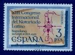 Stamps : Europe : Spain :  XIII congreso internacional del notariado latino
