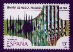 Stamps of the world : Spain :  Semana musica religiosa Cuenca