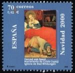 Stamps Spain -  Navidad año 2000