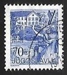 Sellos de Europa - Yugoslavia -  Zagreb