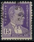Stamps : Asia : Turkey :  TURQUIA_SCOTT 1027 $0.2