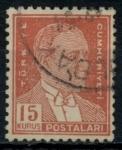 Stamps Turkey -  TURQUIA_SCOTT 1028 $0.25