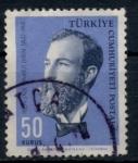 Stamps Turkey -  TURQUIA_SCOTT 1617.01 $0.2