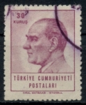 Sellos de Asia - Turquía -  TURQUIA_SCOTT 1654.01 $0.2