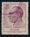 Stamps of the world : Turkey :  TURQUIA_SCOTT 1654.03 $0.2