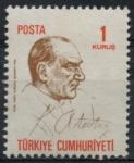 sellos de Asia - Turquía -  TURQUIA_SCOTT 1832.02 $0.2