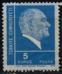 Stamps of the world : Turkey :  TURQUIA_SCOTT 1921 $0.2