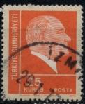 Stamps Turkey -  TURQUIA_SCOTT 1922 $0.2