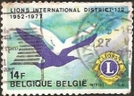 Stamps of the world : Belgium :  Lions International District 112